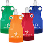 21oz Hermosa Water Bags With Carabiner